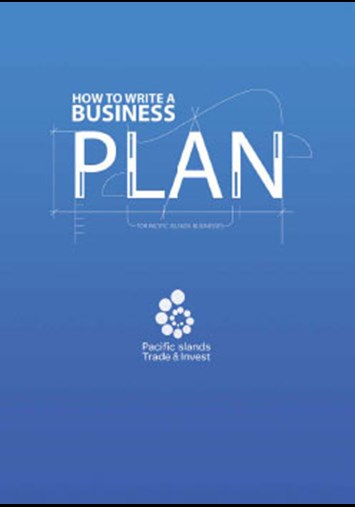How to write a business plan